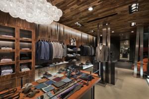 Фирменные магазины мужской одежды