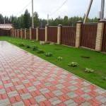 Тротуарная плитка и её основные преимущества