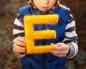 Изучаем с ребёнком буквы