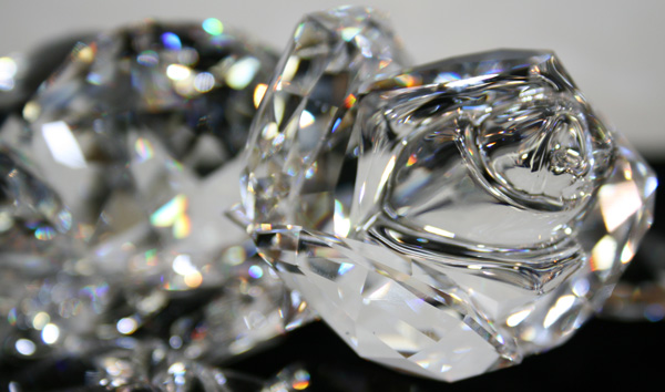 Изысканные кристаллы Сваровски