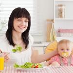 Рацион кормящей мамы что лучше кушать