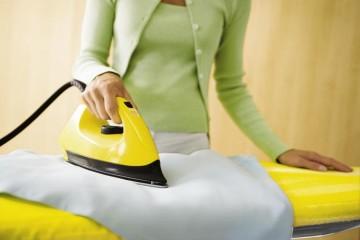 Как гладить бельё