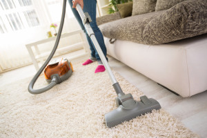 Влажная уборка дома