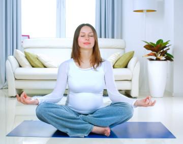 Как снять стресс во врмя беременности