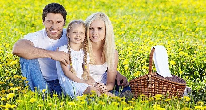 Крепкая семья счастливая семья