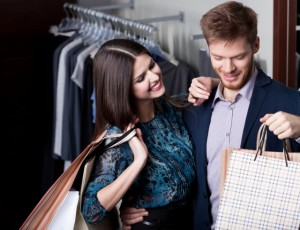 Совместные покупки в магазине