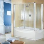 Душевые шторки сплошное удобство в ванной