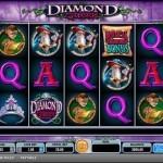 Diamond Queen – красивый и высокодоходный игровой аппарат казино Вулкан