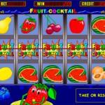 Основные правила участия в игровом автомате Fruit Cocktail