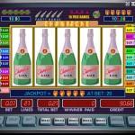 Краткое описание особенностей игрового аппарата Champagne