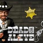 Dead or Alive – один из самых интересных слотов казино OnlineSpielee