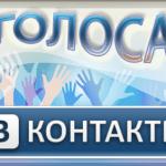 Накрутка голосов в ВКонтакте – для чего нужна и где заказать