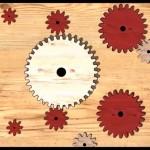 Geared – соединяем шестеренки