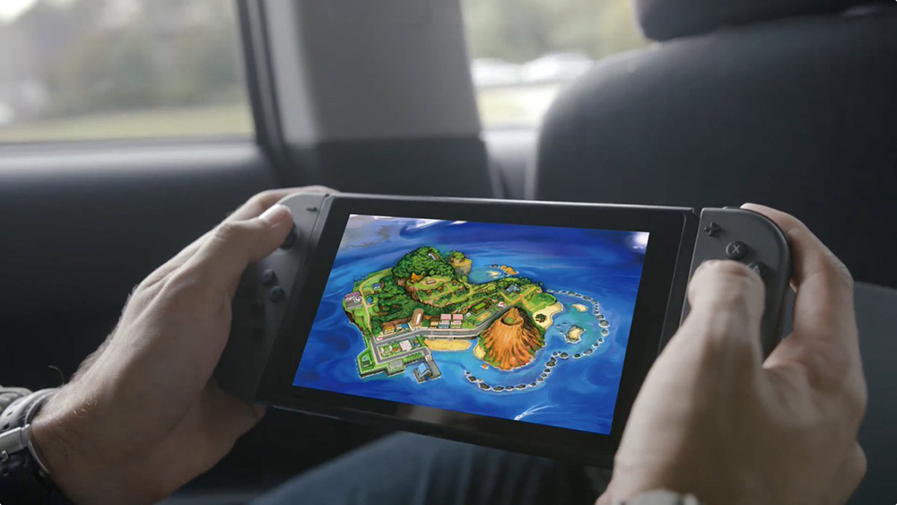 Nintendo-anons-konsoli