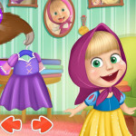 Одевалки — игра для модных девчонок