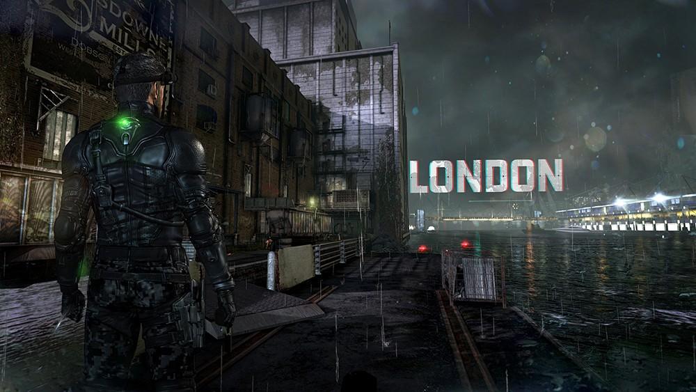 Tom Clancys Splinter Cell Blacklist 1