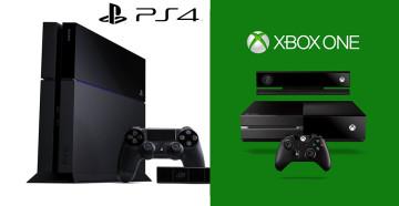 Xbox-One-PlayStation-4-1