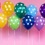 Как сделать правильный выбор воздушных шариков