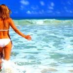 Пора на море: польза морской воды