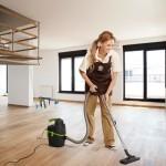 Как очистить помещение после ремонта