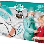 Детские наборы доктора – полезный и занимательный игровой комплект