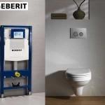 Особенности инсталляции Geberit Duofix