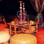 Как устроить романтический ужин в восточном стиле?