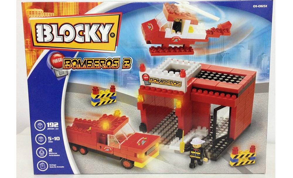 Blocky-MP3-pleer-Lego