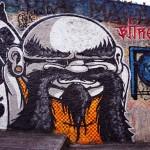 Уличное искусство города Сан-Паулу