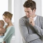 Как поступить, если бывшая жена не отпускает