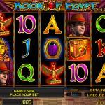 Основные преимущества игрового автомата Book of Egypt в казино Azino777