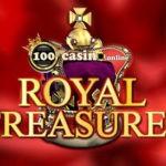 Нюансы геймплея и оформления автомата Royal Treasures из казино Frank