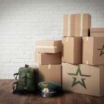 Выбор транспорта для квартирного переезда военнослужащего