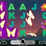 Символика игрового автомата Butterfly Staxx из казино Вулкан