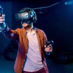 Некоторые особенности игры в очках виртуальной реальности